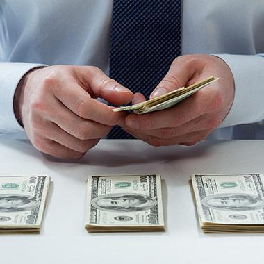 تحديد الميزانية الخاصة بالإعلان
