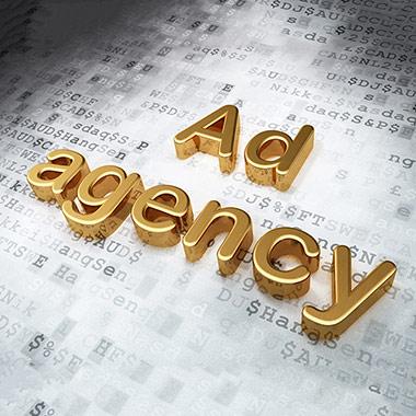 العمل مع شركة دعاية وإعلان