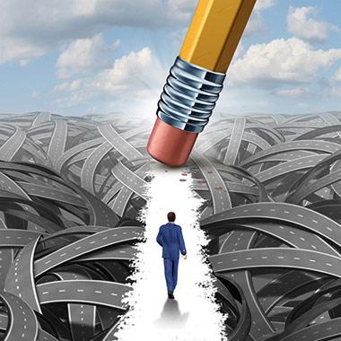 الفصل ما بين مجلس الإدارة والإدارة